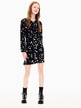 garcia jurk zwart s02481