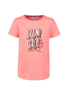 garcia t-shirt o04601 roze