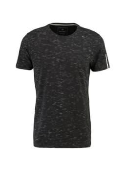 chief T-shirt PC910607 zwart