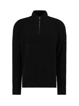 garcia trui j91249 zwart