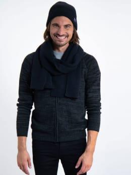garcia sjaal j91336 blauw