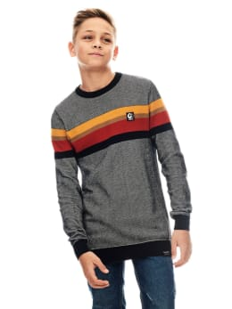 garcia trui zwart t03641