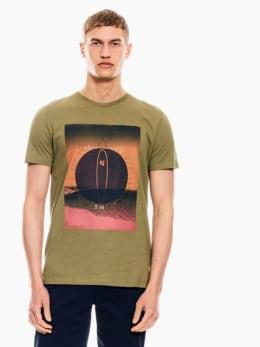 garcia t-shirt groen p01202