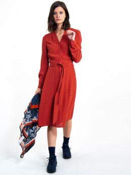 garcia jurk h90287 rood
