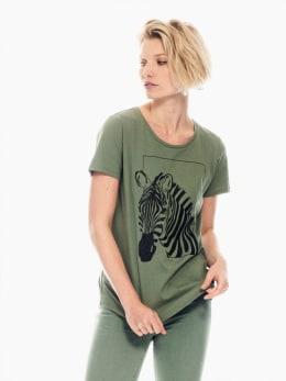 garcia t-shirt groen p00215