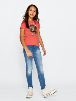 garcia t-shirt rood pg020305