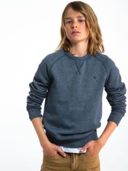 garcia sweater gs93070 grijs