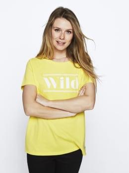 garcia t-shirt geel pg000300