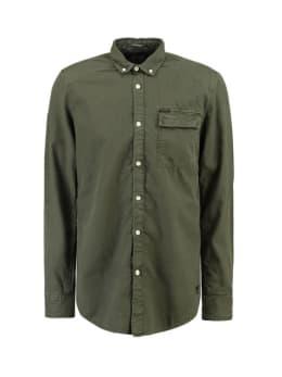 garcia overhemd j91232 groen