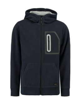 garcia vest j93671 blauw
