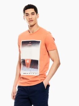 garcia t-shirt oranje p01202