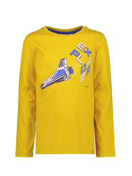 garcia t-shirt geel t05600
