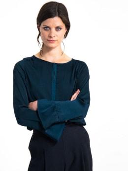 garcia blouse gs900730 blauw