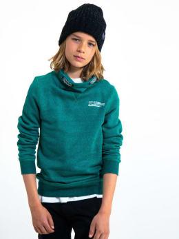 garcia sweater met col h93665 groen