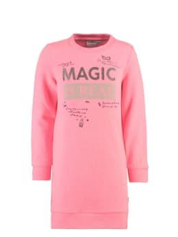 garcia sweaterdress j94680 roze