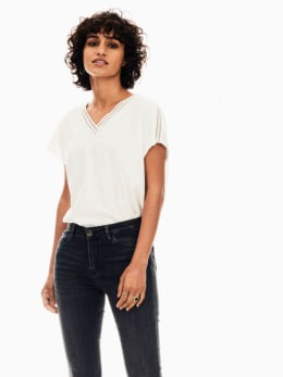 garcia t-shirt wit s00003