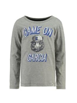garcia t-shirt h95600 grijs