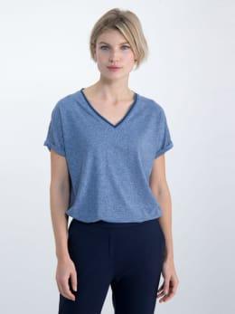garcia t-shirt o00005 blauw