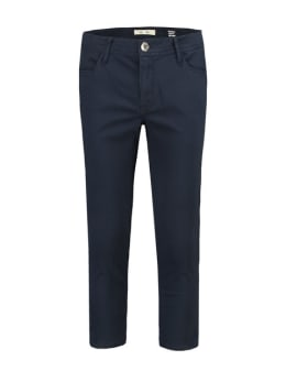 garcia broek driekwart e90117 donkerblauw