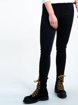 garcia suèdine legging gs900711 zwart