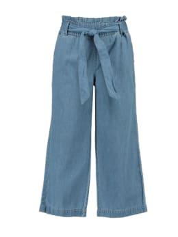 garcia denim culotte n04523 blauw