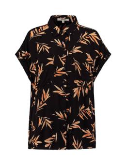garcia blouse zwart s00032