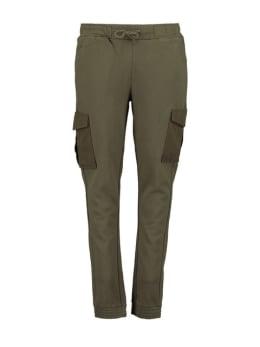 garcia cargo broek ge920900 groen