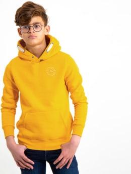 garcia hoodie gs930701 geel