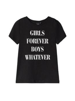 lmtd t-shirt zwart rosana