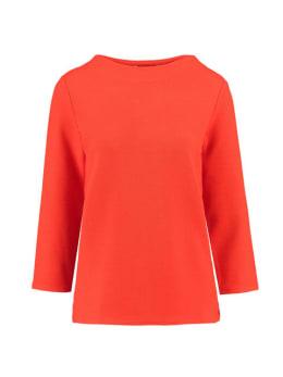 garcia longsleeve j90264 oranje-rood