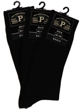sokken 3-pack Pilot Uni men