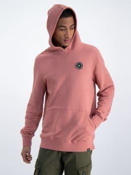 garcia hoodie n01266 roze