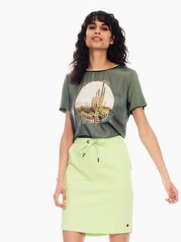 garcia t-shirt legergroen p00210