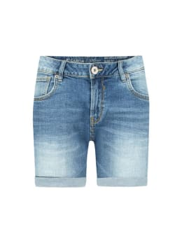 garcia short 272 rachelle denim blue