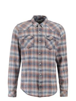 overhemd Garcia N81236 men