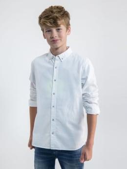 garcia overhemd o03431 wit
