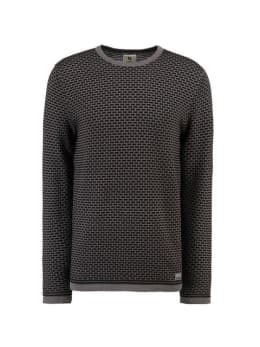 garcia sweater h91243 zwart
