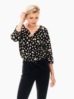 garcia t-shirt zwart t00208