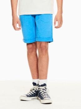 garcia short blauw p03723