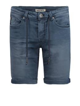 garcia short savio donkerblauw