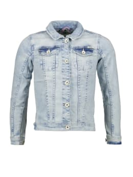 garcia denim jack caily 150 bleached