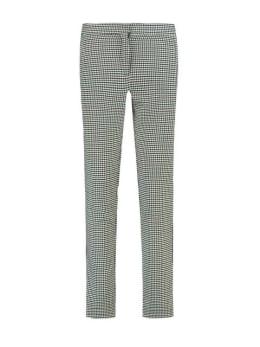 garcia broek met print j90314 groen