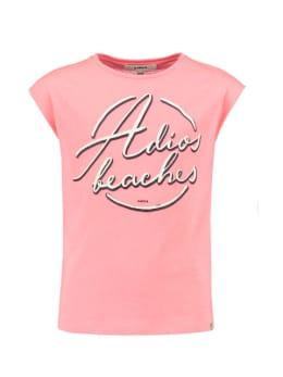 Garcia T-shirt D92601 Roze