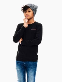 garcia t-shirt zwart t03602