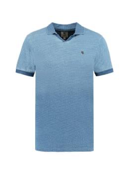 Garcia Polo Korte Mouwen D91220 Blauw