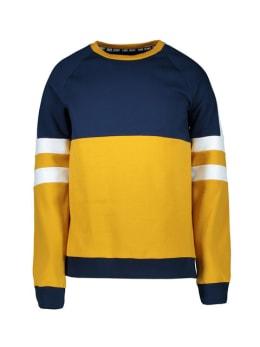 cars sweater hendrix blauw-geel