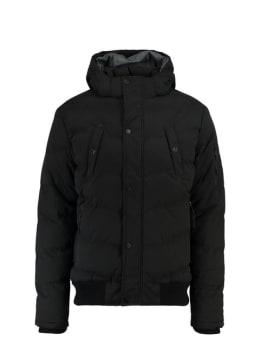cars puffer jas hantin zwart
