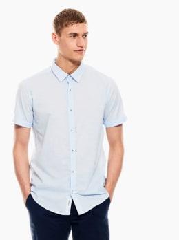 garcia overhemd lichtblauw q01032