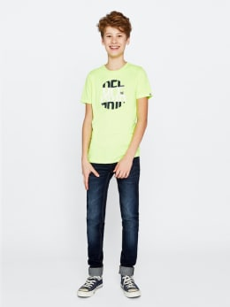 garcia t-shirt geel pg030305