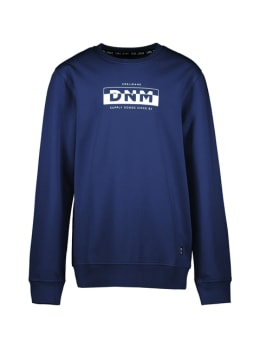 cars sweater donkerblauw charley